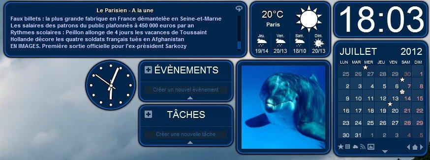 rainlendar2 francais